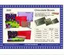 8 Cavity Chocolate Box