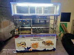 Fully Automatic Pani Puri Vending Machine