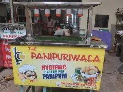 Pani Puri Automatic Filling Machine
