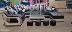 Comfort U Shaped Sofa Set