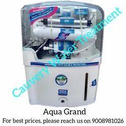 Aqua grand water purifier, 15 L, RO+UV+UF+TDS
