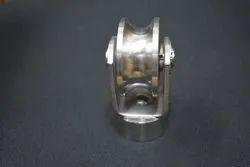 Rotational Wheel Stainless Steel 304
