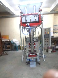 Four Head Weighing Pouch Packing Machine