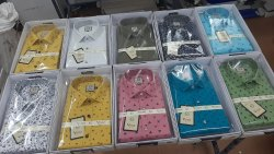 Formal Wear Printed Mens 100% Cotton Shirts