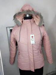 Cotton Girls Jacket