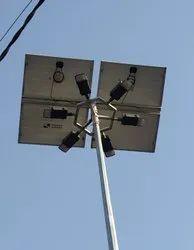100 W Solar LED Street Light High Mast