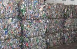 Mixed Crushed Pet Bottle scrap