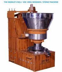 Rotary Cold Press Oil Machine
