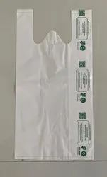 100% Biodegradable Compostable Carry Bags