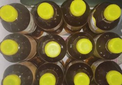 Yellow 100% Pure Kachi Ghani Mustard Oil, Packaging Type: Tin, Packaging Size: 15kgs