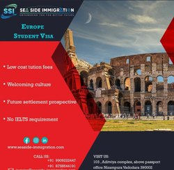Europe Student Visa