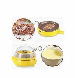 Frypan Egg Boiler