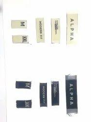 Shirt Label (Full Set)