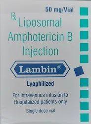 Lambin 50mg Liposomal Ampotaricin B 50MG Injection