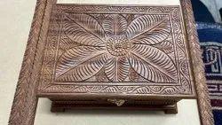 Sandalwood Jewellery Box (South Indian Style)