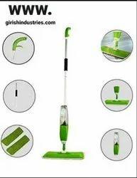 Aluminium Green Spray Mop