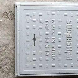 18  x 18 inch FRP Square Manhole Cover