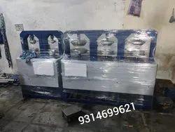 5 Die Areca Leaf Plate Making Machine