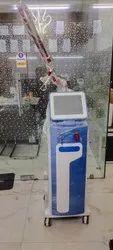 Skin Laser Machine Co2 Fractional Laser With RF Metal Tube