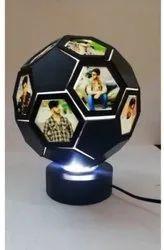 Led Football Rotating Lamp