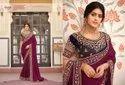 Ladies Designer Vichitra Silk Saree