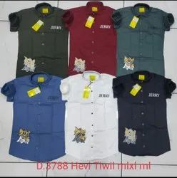 Cotton Checks Jerry casual shirt