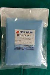Surgical Hip U Drape