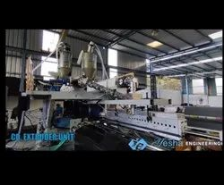 Mild Steel LDPE Extrusion Coating