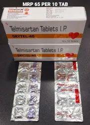Telmisartan Ip 40 Mg