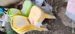Mango Spice Plastic Chair