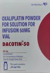 Dacotin Oxaliplatin 50 Mg Injection