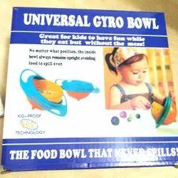 Universal gyro bowl