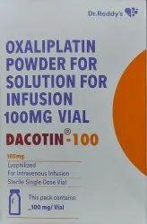 Dacotin Oxaliplatin 100 Mg Injection