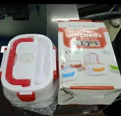 Electric Plastic Lunch Box