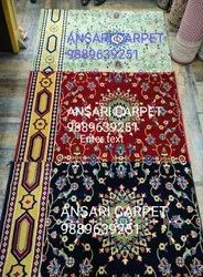 20% Cotton 80% Nylon Made In Turkey Masjid Carpet Available 12.Mm Thickness New Collection, Size: 4/100 Fit Roll Type