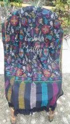 Pure pashmina kaani shawl