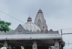 Temple domes and shikhar