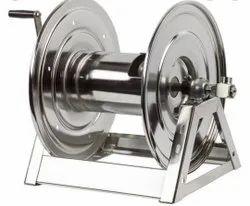 Transair Stainless Steel Automatic Rewind Type Hose Reel