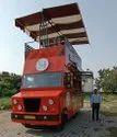 Global Expert Double Decker Food Truck