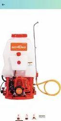 Neptune  Knapsack  Sprayer Capacity 20 Ltr With 2 Stroke Petrol Engine Output 6- 8 Ltr Min