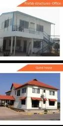Steel Prefab Houses Construction Services