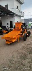 10 Tph Stone Crusher Machine