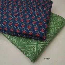 Pure Cotton Print Fabric