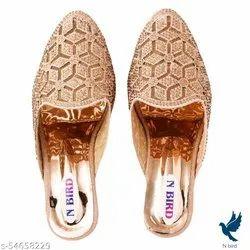 Party Wear Fancy Heel Sandal /Nbird 8027