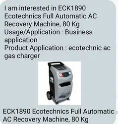 Ac Recycling Machine Ac Gas Charger