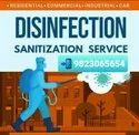 Sanitization And Disinfection Service