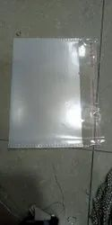 Plain BOPP Garment Bag