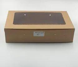 Brownie Boxes 4 Pcs N 6 Pcs
