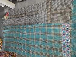 Check vintage Kantha QuiLts