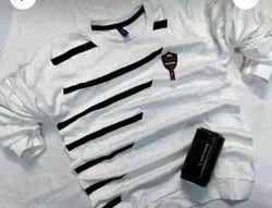 Cotton Black Mens Casual Wear Shirt, Machine And Handwash